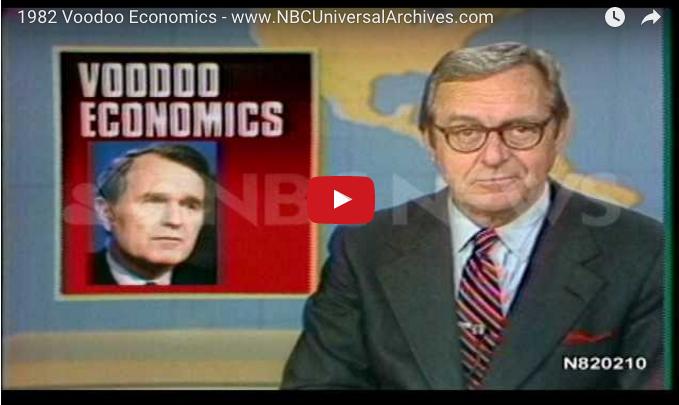 """Voodoo Economics"""